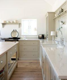 Warwickshire Barn Kitchen | deVOL Kitchens