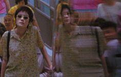 ChungKing Express, 1994, Wong Kar-Wai Cinematic Photography, Film Photography, Chungking Express, Moving Pictures, Film Stills, Cinematography, Movies And Tv Shows, Korean Girl, Actors