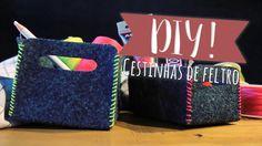 DIY: Como fazer caixinhas de feltro | WESTWING
