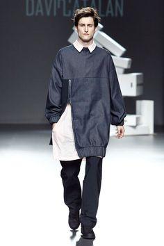 David Catalán Spring/Summer 2015 Men Street, Street Wear, Rare Clothing, Boy Fashion, Mens Fashion, Cycle Chic, Future Clothes, Fashion Details, Fashion Design