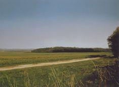 Gerhard Richter   Feldweg Country Lane 1987 82 cm x 112 cm Catalogue Raisonné: 629-4 Oil on canvas