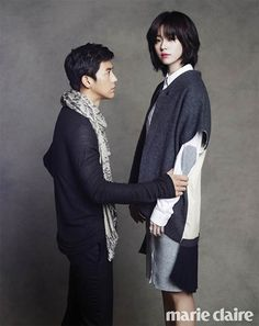 Go Soo and Han Hyo Joo Light Up the Magazine Pages in Couples Shoots for Love 911   A Koala's Playground