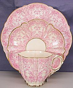 Aynsley Esthetic Pink Print trio.