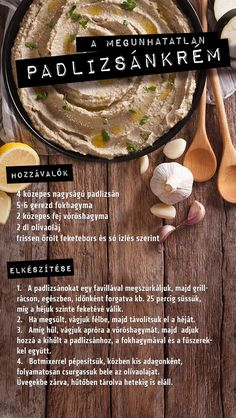 Clean Recipes, Veggie Recipes, Vegetarian Recipes, Cooking Recipes, Healthy Recipes, Smoothie Fruit, Bio Food, Hungarian Recipes, Health Eating