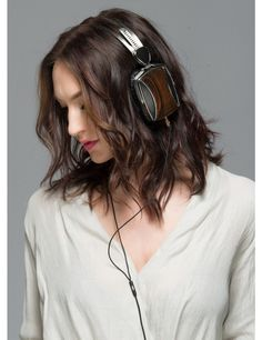 LSTN Encore Headphone  (Ebony Wood) available NOW in store and online. Free worldwide shipping. #headphones