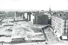 1918. Antes de la Gran Vía. Calle del Desengaño   Flickr: Intercambio de fotos