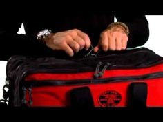 Red Oxx Air Boss Carry On Bag: An Introduction by CEO Jim Markel