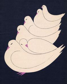 beatpie: Sleepy Book, illustrated by Bobri 1958