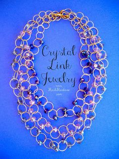 Mark Montano: Crystal Link Jewelry DIY