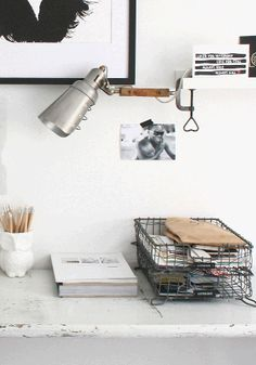 6 WAYS TO BRING INDUSTRIAL STORAGE SOLUTIONS TO YOUR HOME! | http://vintageindustrialstyle.com/ | vintage industrial style vintage home decor