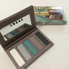 HP 12/8  LORAC LE Stay Cool Eyeshadow Palette LORAC Stay Cool eyeshadow palette with 5 full size, cool-toned, highly pigmented eyeshadows. BNIB. Please let me know if you have any questions :) Thanks for looking!  Reduced. Price firm unless bundled. ❌ I do not trade. Please do not ask. Sephora Makeup Eyeshadow
