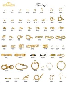 Chains, Types of and Chain links on Pinterest