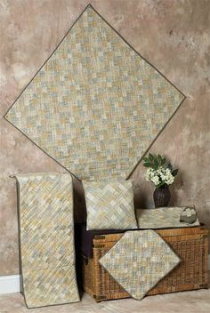 Light Square Quilts | Choices Quilts offers Light Square Quilts handmade for you! You can shop online or call us toll-free @ 1-800-572-2070 or 770-641-9700.