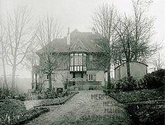 Hermann-Hesse-Haus um 1920...♔..