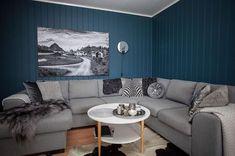 @skogneshuset Malta, Industrial, Couch, Furniture, Home Decor, Homemade Home Decor, Malt Beer, Sofa, Sofas