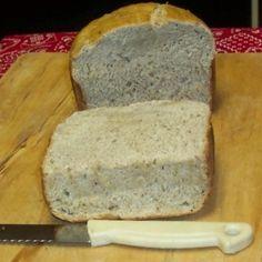 POLISH SAUERKRAUT RYE BREAD..a Bread Machine Recipe