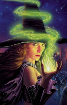Hex of the Wicked Witch by Philipstraub.deviantart.com on @deviantART