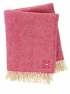 Joules Beehive blanket blanket one size pnk