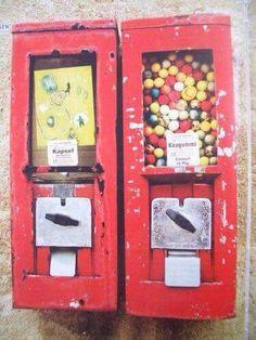 Godisautomater