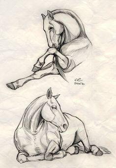 #Drawing #Horses