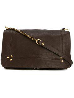 JÉRÔME DREYFUSS . #jérômedreyfuss #bags #shoulder bags #leather #cotton #