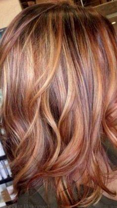 Trending fall hair color inspiration 2017 (40)
