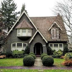 best tiny house plans small cottages design ideas 7 - Home & DIY Best Tiny House, Small House Plans, Casas Tudor, Small Cottage Designs, Storybook Homes, Storybook Cottage, Tudor Style Homes, Tudor House, Tudor Cottage