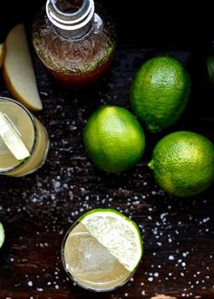 Apple Lime Margarita