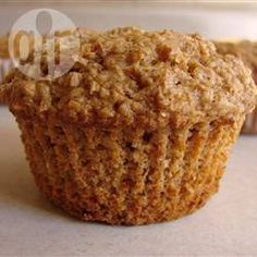 Muffins au son d'avoine @ qc.allrecipes.ca