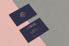 Duane Dalton a réalisé l'identité visuelle de Imbue, une entreprise de création de meubles basée à Londres.