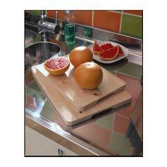 MAGASIN Chopping board, set of 2  - IKEA