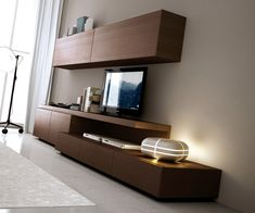 Mueble Modular Mesa Rack Living Tv Lcd Progetto Mobili - $ 9.157,00