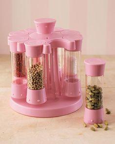 Pink Kitchen Accessories | Found on kitcheninstallation.org
