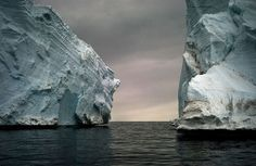 The Last Iceberg by Camille Seaman