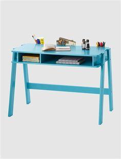 Bureau maternelle architekt mini vertbaudet enfant for Vert baudet bureau enfant