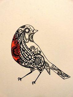 robin tattoo - Google Search