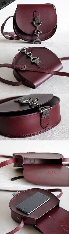 Handmade Leather vintage women leather shoulder bag crossbody https://womenfashionparadise.com/