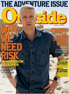 Outside Readers Are Passionately Committed To Leading An Active - Outside magazines travel awards 2015