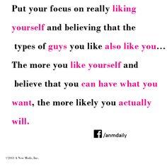like yourself and believe guys like you