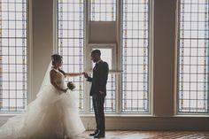 wedding day editorial