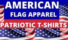 American Flag Apparel How To Introduce Yourself, Create Yourself, Finding Yourself, American Flag, T Shirt, Fiestas, Supreme T Shirt, Tee Shirt, American Fl