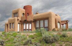 Wow esta sería mi casa perfecta! Adobe