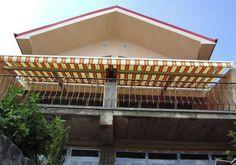Copertine pentru terase, balcon, piscine, restaurante, hoteluri, copertine retractabile la un pret excelent. Copertine pentru balcon