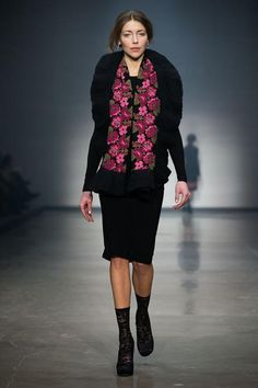 Nadya Toto : collection automne-hiver 2013-2014