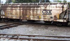 Rr Car, Csx Transportation, Weather Models, Locomotive Engine, Ho Model Trains, Ho Scale Trains, Norfolk Southern, Train Art, Rolling Stock