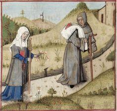 [folio 086v] MS. Douce 195 (Le roman de la rose) Robinet Testard http://romandelarose.org/#browse;Douce195