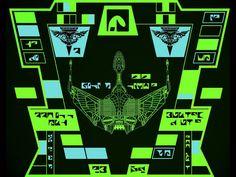Romulan Bird of Prey Wallpaper by ~Carthoris on deviantART.com