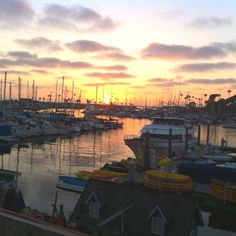 Oceanside Harbor, California