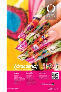 Andrés González/ ProMaster Organic® Nails Bond, Organic Nails, Acrylic Nail Art, Summer Nails, Nail Designs, Ideas, Mac, Nails, Fingernail Designs