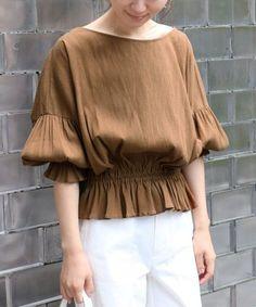 Warm outfits with fall colors – The Bona Venture – Fashion Outfits Korea Fashion, Japan Fashion, Look Fashion, Fashion Design, Blouse Styles, Blouse Designs, Look Office, Iranian Women Fashion, Smocks
